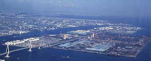JFEスチール東日本製鉄所 京浜地区