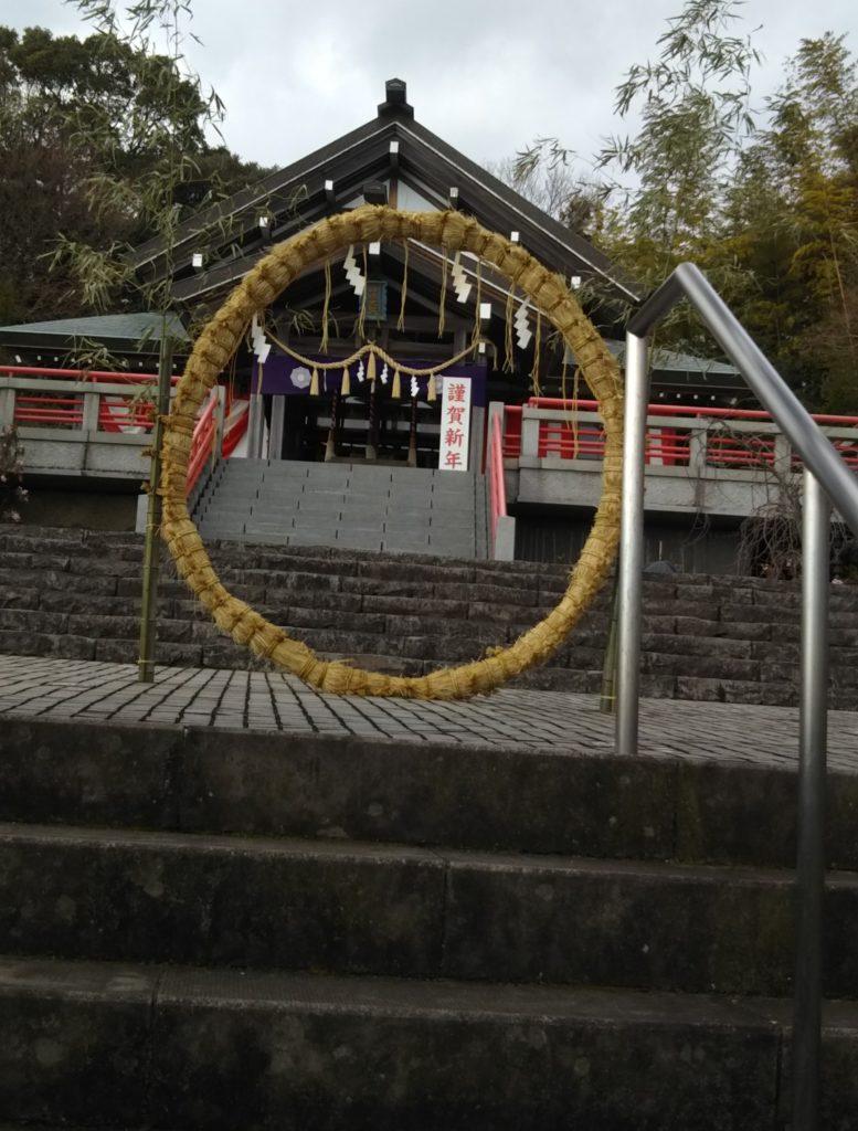 神祇大社(本殿)